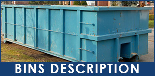 Bins Description